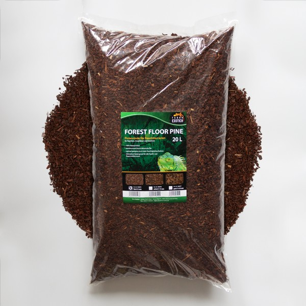Forest Floor Pine 20L - Pinie fein 0 - 8 mm
