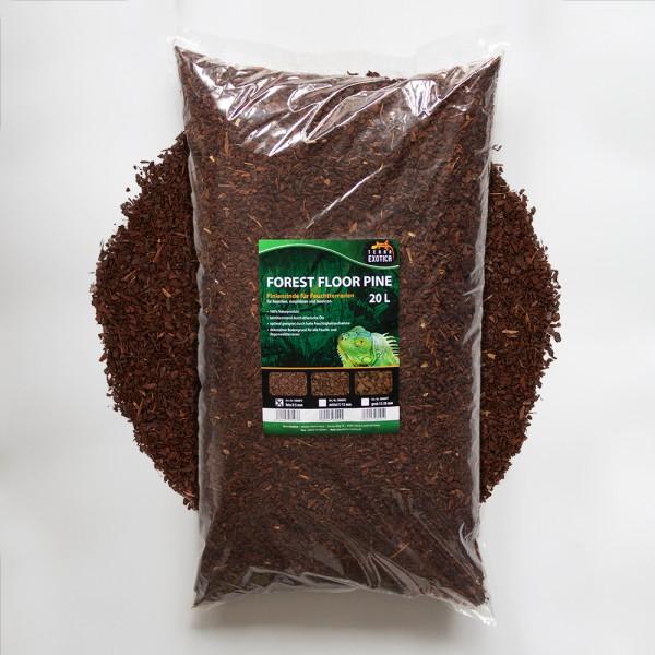 Forest Floor Pine 20L - Pinie fein 0 - 5 mm