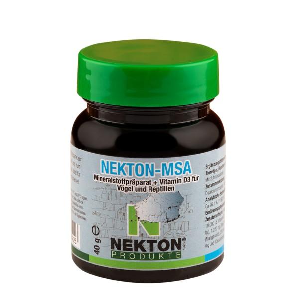 Nekton-MSA 40 g - Mineralstoffpräparat für Heimtiere