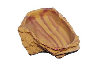Wasserschale large - sandstone