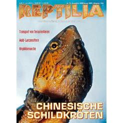 Reptilia 74 - Chinesische Schildkröten