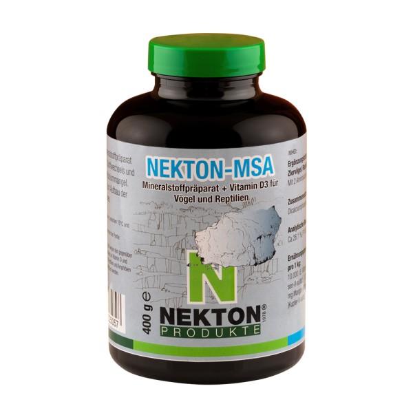 Nekton-MSA 500 g - Mineralstoffpräparat für Heimtiere