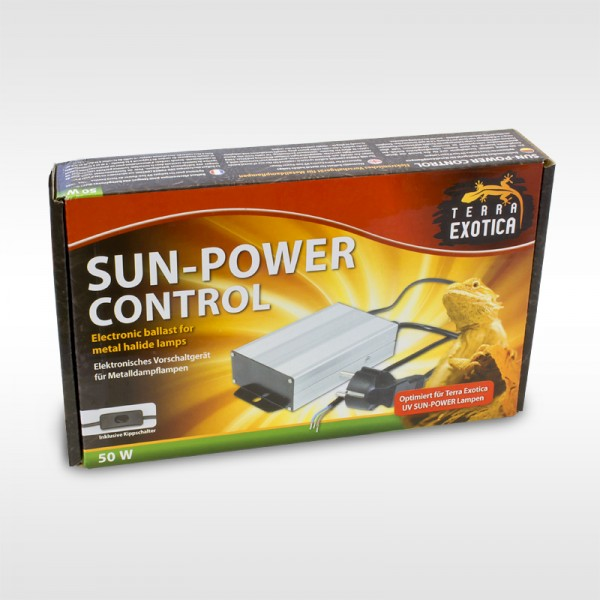 Sun-Power Control 50 Watt EVG