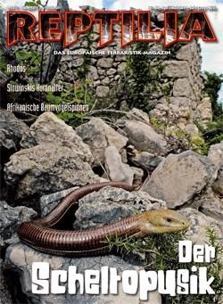 Reptilia 88 - Der Scheltopusik