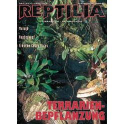 Reptilia 40 - Terrarien-Bepflanzung