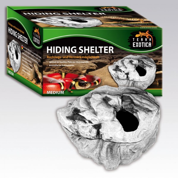 Hiding Shelter medium - granite