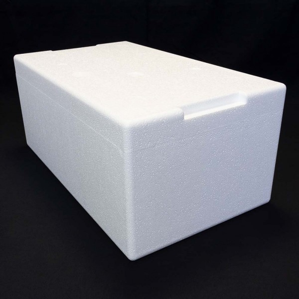 Styroporbox - 22,0 Liter - 550 x 320 x 240 mm