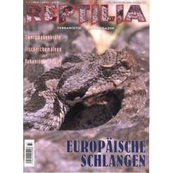 Reptilia 33 - Europäische Schlangen