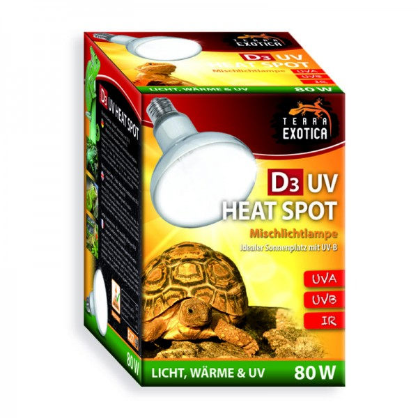D3 UV Heat Spot 80 Watt
