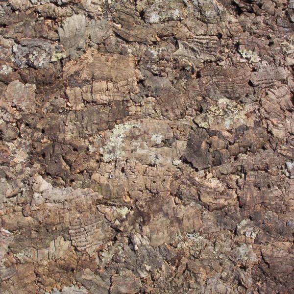 """Zierkork-Rückwand 60 x 30 cm """"Natur"""""""