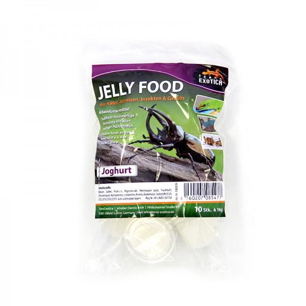 Jelly Food - Joghurt 10 Stück à je 16 g im Beutel