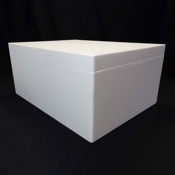 Styroporbox - 75,0 Liter - 790 x 590 x 360 mm
