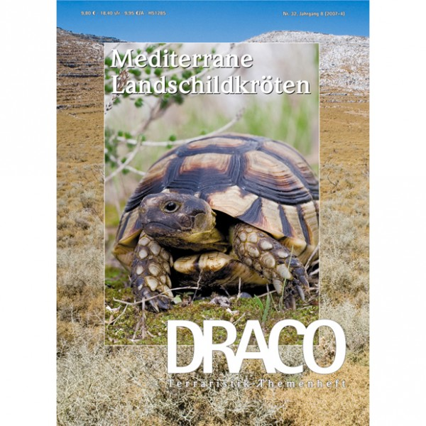 Draco 32 - Mediterrane Landschildkröten