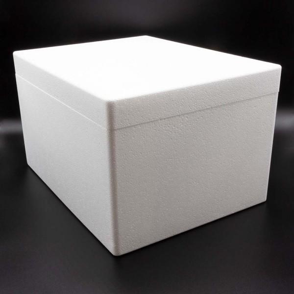 Styroporbox - 21,0 Liter - 440 x 340 x 260 mm