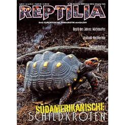 Reptilia 80 - Südamerikanische Schildkröten