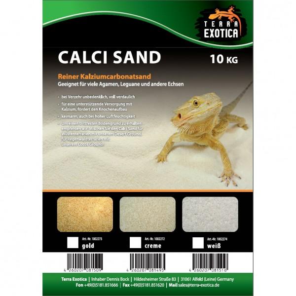 Calci Sand - gold 10 kg