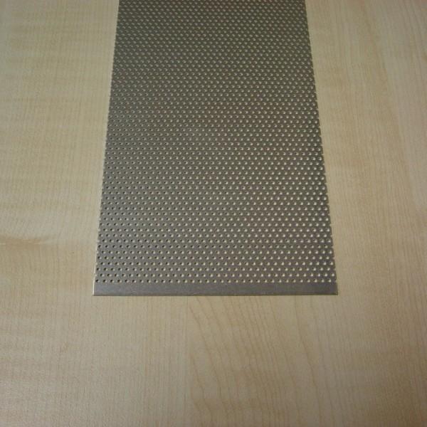 Lochblech 100 x 10 cm