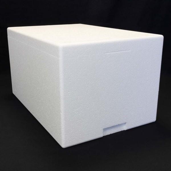 Styroporbox - 41,5 Liter - 600 x 400 x 330 mm