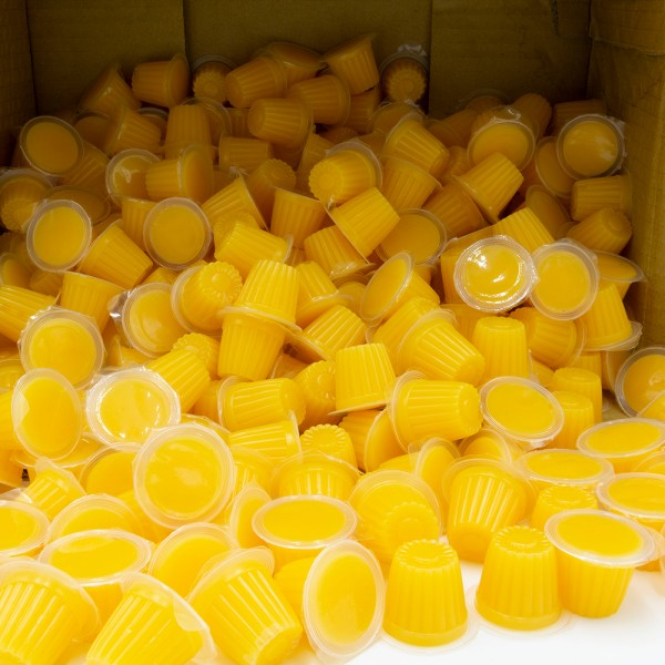 Jelly Food - Mango / Karton 352 Stück