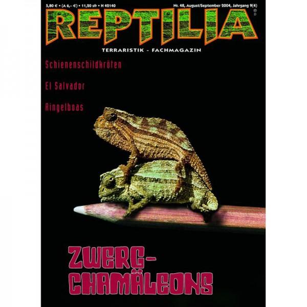 Reptilia 48 - Zwergchamäleons