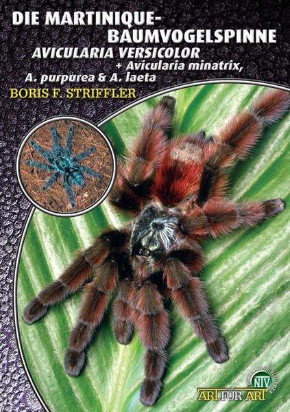 Art für Art - Die Martinique-Baumvogelspinne