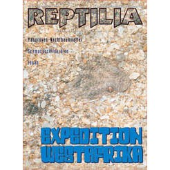 Reptilia 36 - Expedition Westafrika